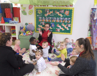 Roly Poley Day Nursery